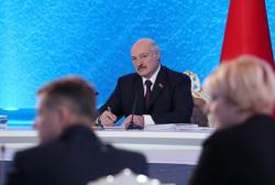 Лукашенко ответил на вопрос о следующем президенте Белоруссии