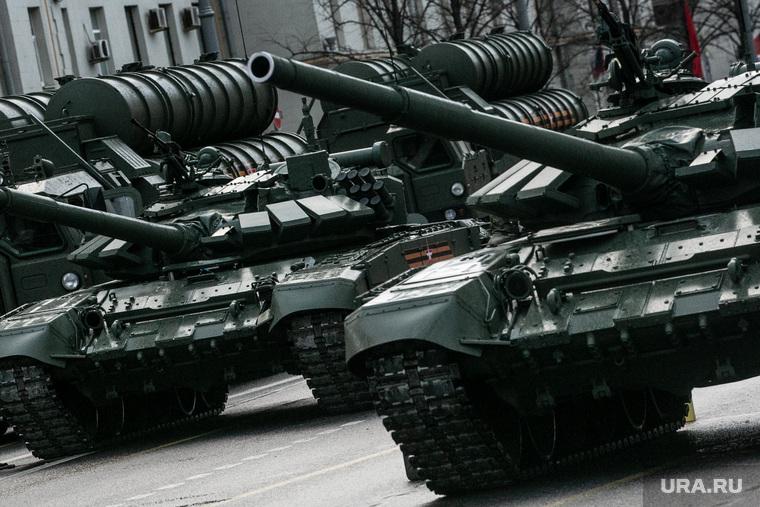 Россия увеличила число военной техники на границе с Афганистаном