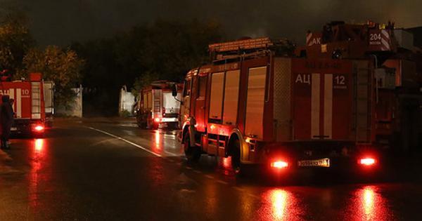 Семь человек пострадали припожаре вобщежитии вНижнем Новгороде