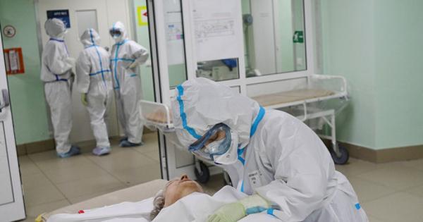 ВРоссии третий день подряд фиксируют максимум смертельных случаев отCOVID-19