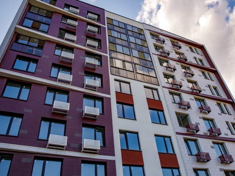 Введен в эксплуатацию дом на 303 квартиры в ЖК «Испанские кварталы»