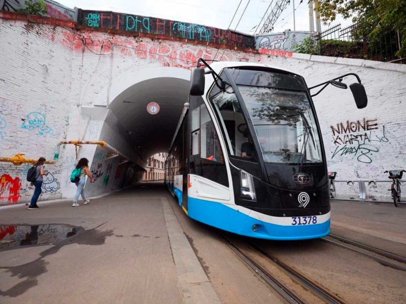 Собянин попросил РЖД бережно реконструировать тоннель в Сыромятническом проезде