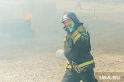 Квартира в Магнитогорске загорелась из-за зарядки для мобильника. Фото