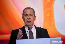 Лавров заявил о серьезных фактах вмешательства США в выборы в РФ