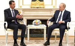 Президент Сирии прибыл с необъявленным визитом в Кремль