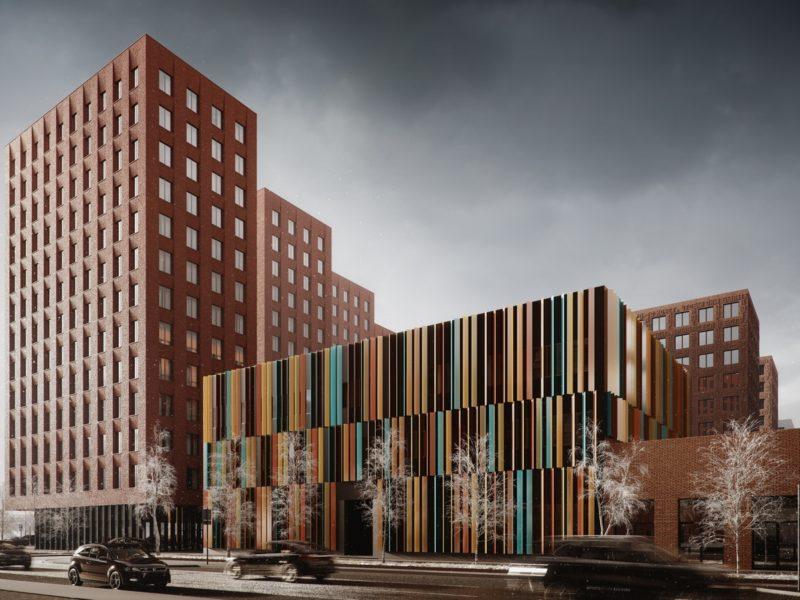 В 2023 году в «ЗИЛАРТе» появится трехэтажный детский сад на 120 мест