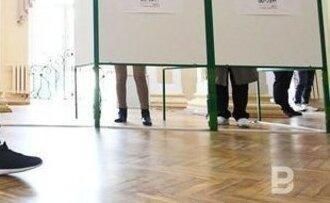 Соцсети: вКазани избиратели станцевали вкабинках дляголосования дляролика вTikTok