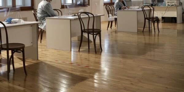 ВМоскве впервый день голосования явка избирателей достигла 23,07%