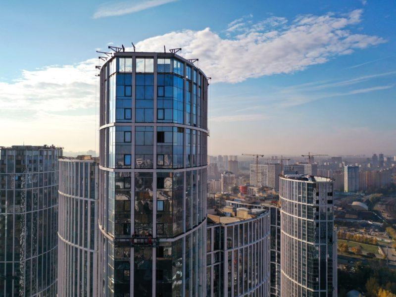 Завершилось строительство жилого комплекса «Крылья» в Западном Административном округе Москвы