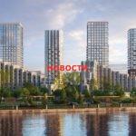 Стартовала продажа квартир в двух корпусах ЖК Shagal на юге Москвы