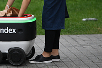 «Почта России» начнет доставлять посылки спомощью роботов