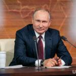 Путин очаровал американскую журналистку