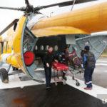 Санавиация ЯНАО резко увеличила число полетов из-за коронавируса