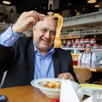 В Екатеринбурге умер итальянский шеф-повар