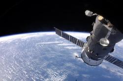 В NASA назвали причину потери ориентации МКС с «киноэкипажем»