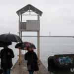 В Сочи объявили штормовое предупреждение